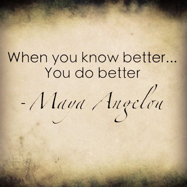 #IMMOOC Week 5+: When You Know Better… You Do Better