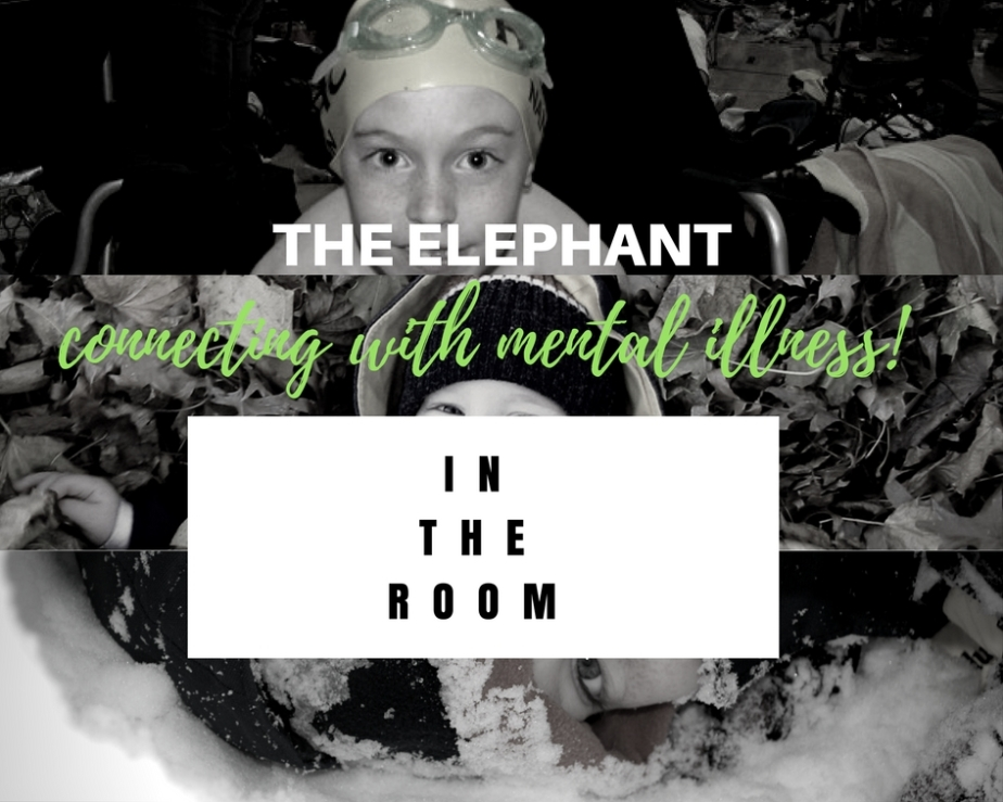 The Elephant in the Room~ connecting with mental illness
