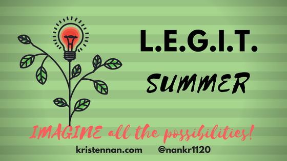 L.E.G.I.T. Summer- IMAGINE