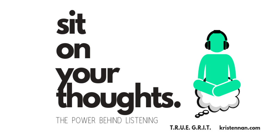 Sit On YourThoughts