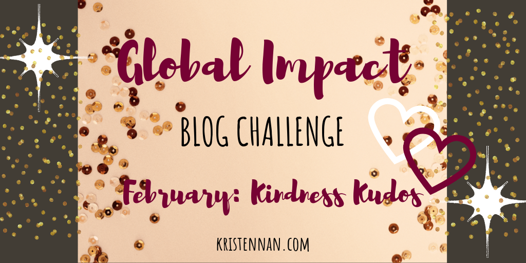 February: Kindness Kudos