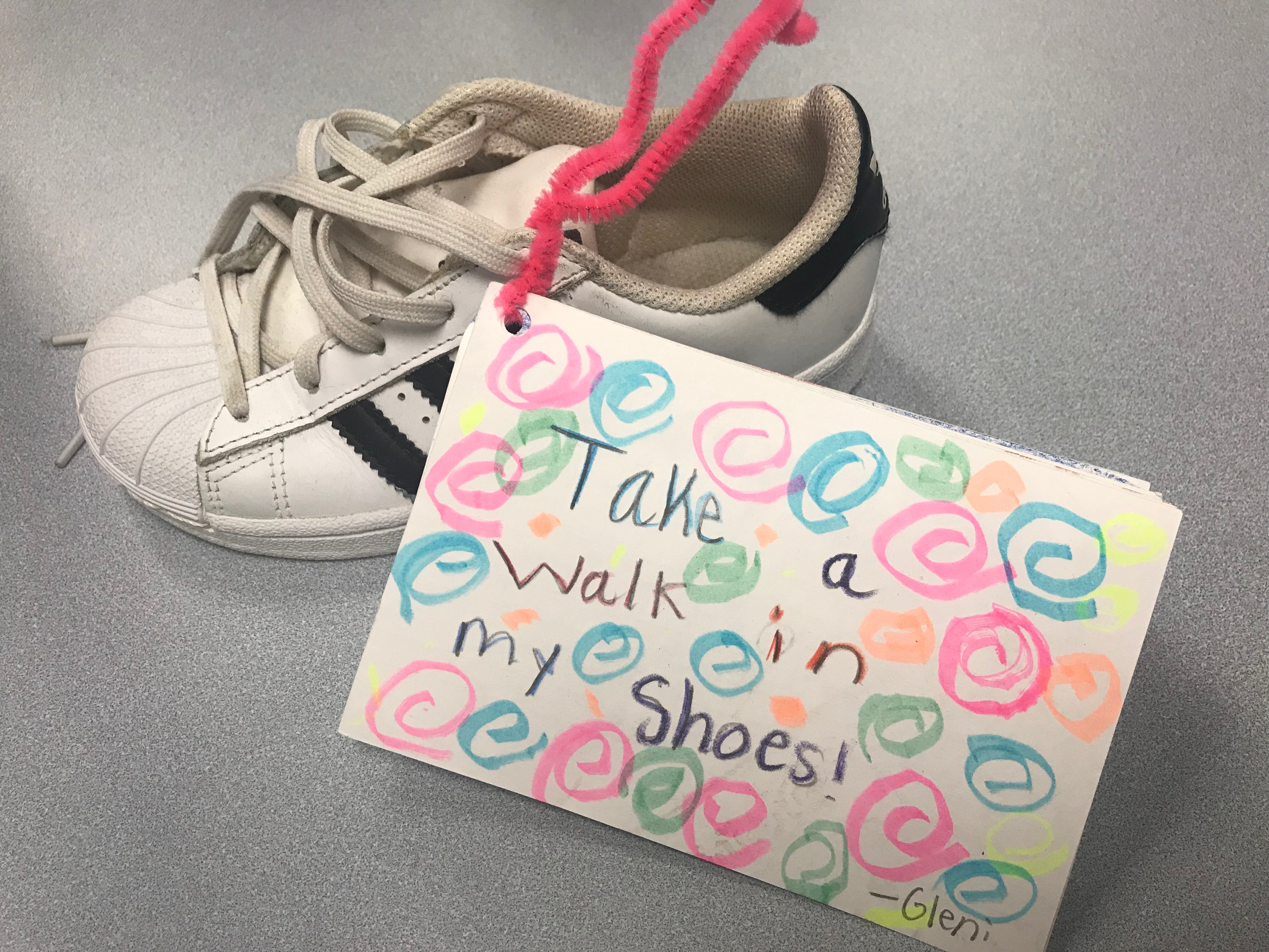 Creating Impact: Take A Walk in My Shoes