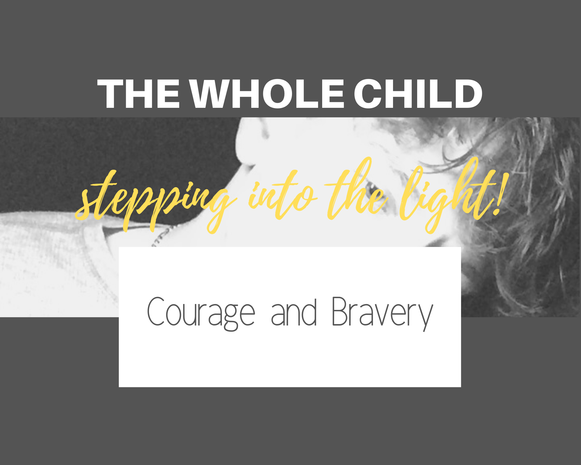 Stepping Into the Light: OCD/Mental Health Awareness